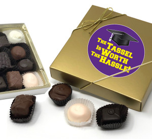 BACK-TO-SCHOOL CHOCOLATE CANDY BOX