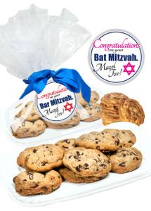 BAR/ BAT MITZVAH BUTTER CHOCOLATE CHIP COOKIES