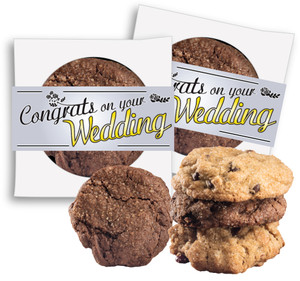 WEDDING  COOKIE SCONE SINGLES