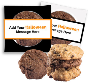 HALLOWEEN CREATE-YOUR-OWN  COOKIE SCONE SINGLES