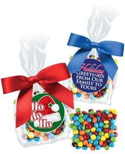 CHRISTMAS/HOLIDAY CHOCOLATE GRAHAMS W/ MINI M&Ms