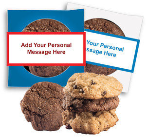 CELEBRATE AMERICA CREATE-YOUR-OWN  MESSAGE COOKIE SCONE SINGLES