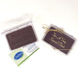 """FOR A VERY SPECIAL CLIENT"" Chocolate Gift Case"