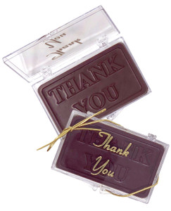 """""""THANK YOU!"""" Chocolate Gift Case"""