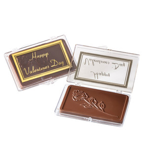 """HAPPY VALENTINES DAY!"" Chocolate Gift Case"