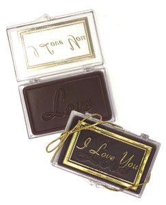 """""""I LOVE YOU"""" Chocolate Gift Case"""