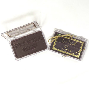 """""""GET WELL SOON"""" Chocolate Gift Case"""