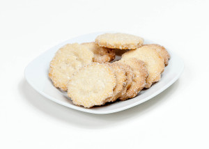 Sugar Butter Cookies