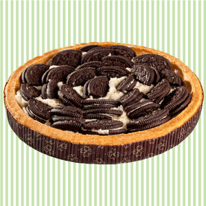 Oreo® Creme Cookie Pie
