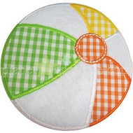Beach Ball Applique