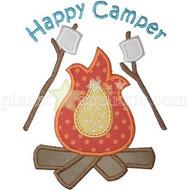 Happy Camper Applique