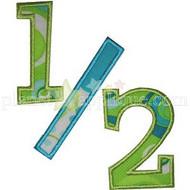 1/2 Birthday