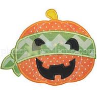 Superhero Pumpkin
