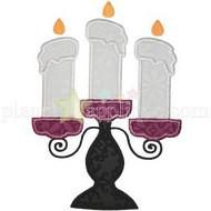 Candlestick Applique