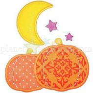 Moon n Pumpkins