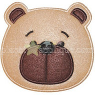 Bear Applique