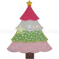 Tiered Christmas Tree