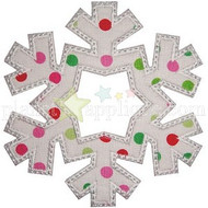Snowflake 2 Applique