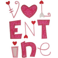 Valentine Applique