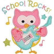 School Rock Owl