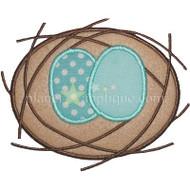 Nest Eggs Applique