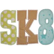 SK8 Applique