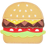 Hamburger Applique