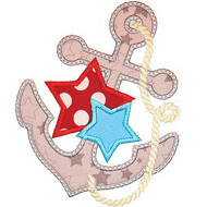 Anchor and Stars