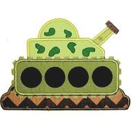 Army Tank Applique
