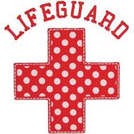 Lifeguard Applique