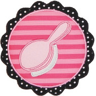 Paris Pretties Brush Applique