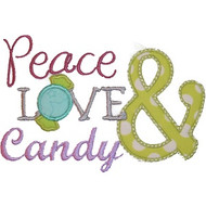 Peace Love Candy 2