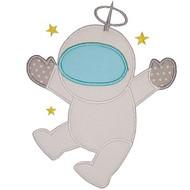 Astronaut Applique