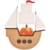 Mayflower Applique