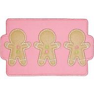 Ginger Cookies Applique