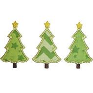 3 Christmas Trees