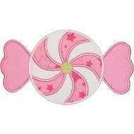 Peppermint Candy Applique