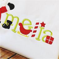 Dear Santa Font