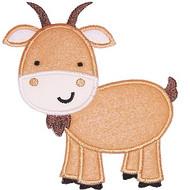 Billy Goat Applique