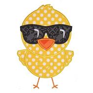 Cool Chick Applique