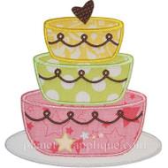 Cake Couture Applique