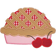 Cherry Pie Applique