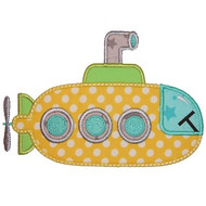 Submarine 2 Applique