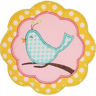 Whirly Bird Applique