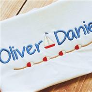 Oliver Font Set