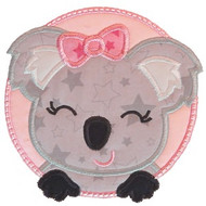 Cute Koala Applique