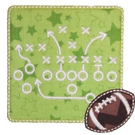 Football Play Applique