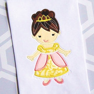 Princess 2 Applique