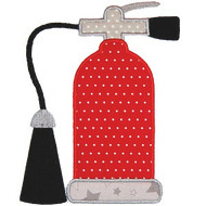 Fire Extinguisher Applique
