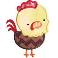 Cute Rooster